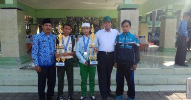 SMK Hafshawaty Zainul Hasan Juara LPI U17