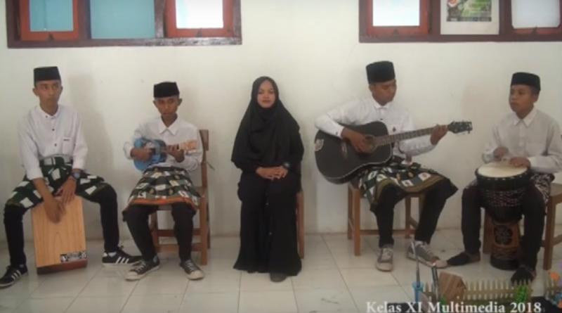 SMK Hafshawaty Berkarya: Musikalisasi Puisi