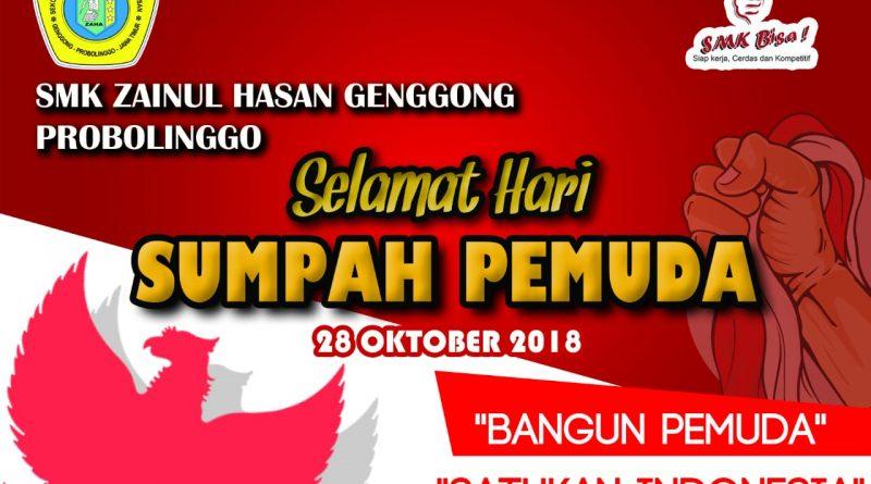 Sumpah Pemuda, 28 Oktober 2018