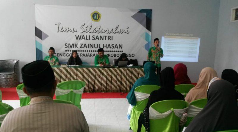 Temu Silaturahmi Wali Murid SMK Hafsawaty Zainul Hasan