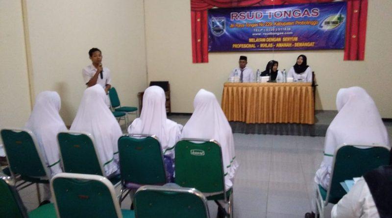 Siswa SMK Zainul Hasan Berangkat PKL