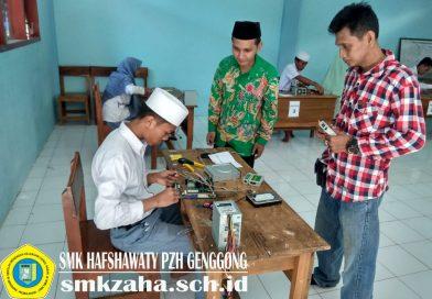 Gandeng lima industri, SMK Hafshawaty lakukan uji pencapaian kompetensi siswa