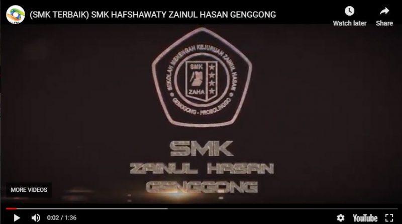 Sekolah mah di SMK Hafshawaty PZH Genggong aja….