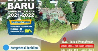 PENGUMUMAN PENERIMAAN SISWA BARU 2021-2022